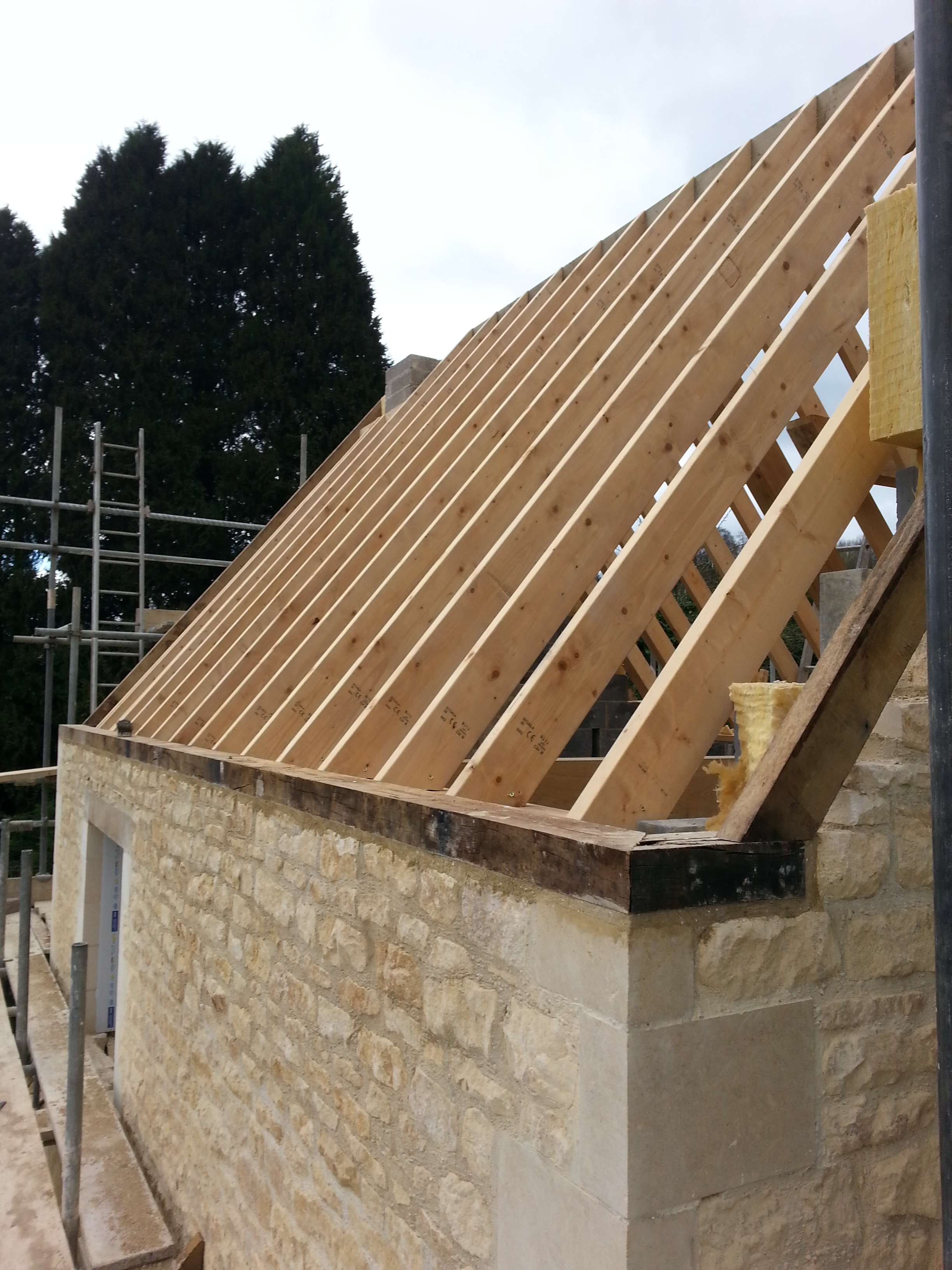 New Build New Roof Slad Stroud Stroud Builders